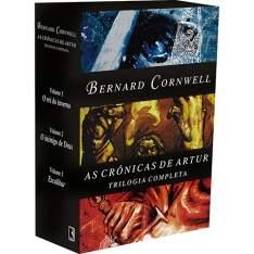 [SUBMARINO] Livro - Box As Crônicas de Artur - 3 Volumes por R$50