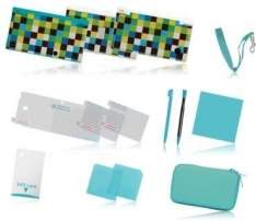 [SARAIVA] Starter Kit Tech Dealer Azul Para 3ds - R$ 28,41 NO BOLETO