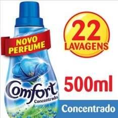 [Ponto Frio] Amaciante Comfort Concentrado Original 500 ml por R$ 4