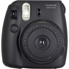 [SUBMARINO] Câmera Instantânea Fujifilm Instax Mini 8 Preta R$449