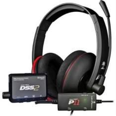 [RICARDO ELETRO] Fone de Ouvido com Fio Ear Force DP11 para PS3, PS4 e PC - Turtle Beach - R$208