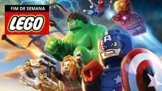 [NUUVEM][PC] Fim de Semana LEGO com 50/70% de descontos