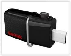 [Submarino] Pen Drive 32GB Sandisk Ultra Dual Drive USB 3.0 - Preto por R$ 60