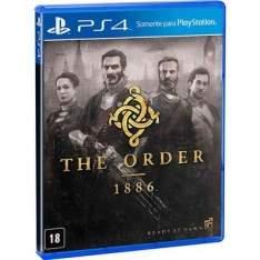 [Voltou - Walmart] Jogo The Order 1886 para Playstation 4 - R$ 64,90