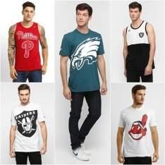 [Netshoes] 2 Camisetas NEW ERA por R$99