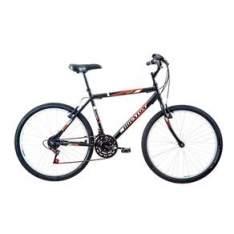 [Extra] Bicicleta Aro 26 Houston Foxer Hammer com 21 Marchas - R$294