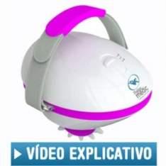 [RICARDO ELETRO] Massageador Portátil Celltech Roxo Relaxmedic - R$21