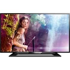 "[SouBarato] TV LED 40"" Philips 40PFG5000/78 Full HD Conversor Digital Integrado 1 USB 2 HDMI - Borda Ultrafina - R$ 1.299,00"
