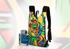 [Natura] Presente Natura #Urbano - Perfume + Mochila R$ 208