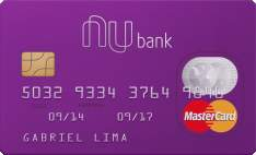 [Nubank] Convites no cartão NUBANK sem anuidade e tarifas
