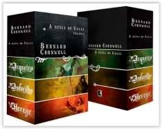 [Voltou- Submarino] Livro - Box A Busca do Graal (3 Volumes) - Edição Econômica por R$ 20