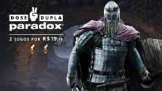 [Nuuvem] 2 Jogos da Paradox por R$20