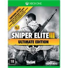 [Submarino] sniper elite 3 xbox one