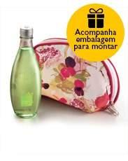 [Natura] Presente Natura Águas Laranjeira em Flor - Desodorante Colônia + Nécessaire - R$52