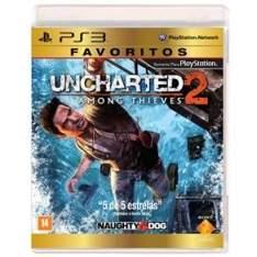 [Casas Bahia] Game Uncharted 2 - R$35