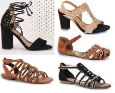 [PASSARELA] Três calçados por R$ 134,97 com o cupom QUERO15 - BEBECÊ, BOTTERO, DAKOTA...