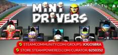 [Gleam] MiniDrivers grátis (ativa na Steam)