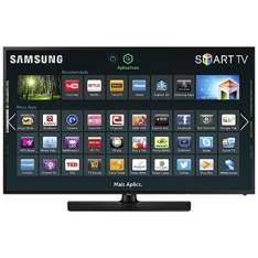 "[EFACIL]Smart TV 58"" LED Full HD UN58H5203 WiFi 2 USB 2 HDMI Função Futebol - Samsung por R$3517,05"