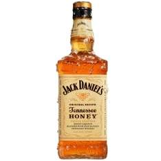 [EFACIL] Whisky Importado Tennessee Honey Garrafa 1 Litro - Jack Daniels R$ 131,20
