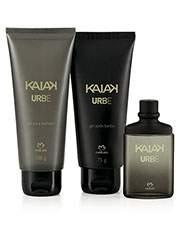 [Natura] Presente Kaiak Urbe Barba - Desodorante Colônia + Gel para Barbear + Gel Após Barba - 51
