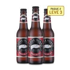 [Emporio da Cerveja] Kit Goose Island Honkers Ale 355Ml - Na compra de 2, Leve 3 Garrafas por R$ 30