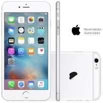 [Cissa Magazine] Smartphone Apple iPhone 6S 16GB Desbloqueado Prateado ou Cinza Espacial R$2899,99 no boleto