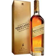 [EFACIL] Whisky Escocês Gold Label Reserve Garrafa 750ml - Johnnie Walker POR R$185