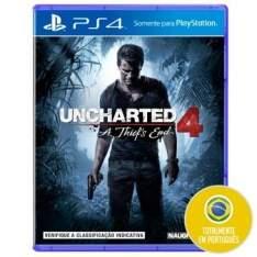 [Clube do Ricardo] Jogo Uncharted 4 A Thief's End - PS4  - R$150