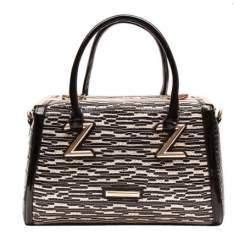 [PRIVALIA OUTLET] Bolsa Preta & Bege Claro Chenson