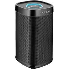 [AMERICANAS] Caixa de Som Bluetooth Multilaser SP204 Pulse Preto 10W P2 Micro USB - R$179