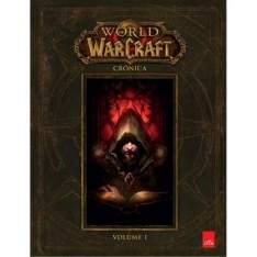 [FNAC] LIVRO WORLD OF WARCRAFT CRÔNICA - VOLUME 1 - R$54