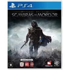 [Americanas] Terra Média: Sombras de Mordor (PS4) - R$94