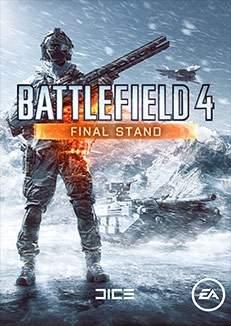 [Origin] BATTLEFIELD 4™ FINAL STAND (Expansão) - Grátis