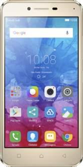 """[Saraiva] Smartphone Lenovo Vibe K5 Dualchip Dourado 4G Tela 5"""" Android Lollipop 5.1.1 Câmera 13Mp 16Gb por R$ 750"""