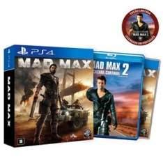 [EXTRA] - Mad Max Edição Especial - PS4 - R$126,90