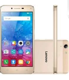 """[AMERICANAS]Smartphone Lenovo Vibe K5 Dual Chip Android Tela 5"""" 16GB 4G Câmera 13MP - Dourado"""