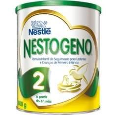 [Bebe Store] Nestogeno 2 Fórmula Infantil 800g por R$ 19