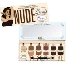 [KABUM] The Balm Paleta de Sombras Nude Dude R$143