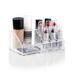 [Americanas] Organizador Acrílico Para Maquiagem P R$28