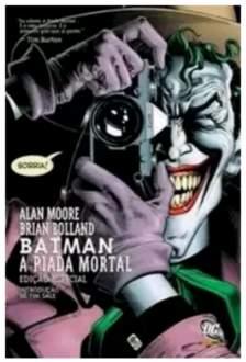 [SARAIVA] HQ Batman a piada mortal -  R$14