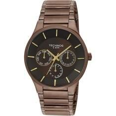 [SHOPTIME] Relógio Feminino Technos Multifunção Clássico Clássico 6P29JK/1M - R$121