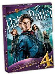 [SARAIVA] Harry Potter e o Cálice de Fogo - Edição Definitiva - 3 DVDs  por R$ 30