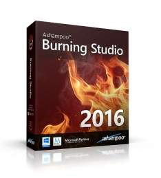 [TopSoftBargains] Ashampoo Burning Studio 2016 - R$0