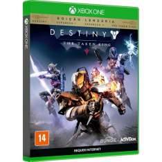 [Walmart] Jogo Xbox One Destiny The Taken King Edição Lendária Activision por R$ 130
