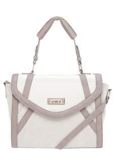 [DAFITI] Bolsa Vogue Handbag Off-White