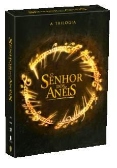[Saraiva] DVD Coleção Trilogia o Senhor Dos Anéis (3 Discos) - R$30