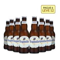 [Emporio da Cerveja] Kit Hoegaarden White 330ML - Na Compra de 6, Leve 12 Garrafas por R$ 65