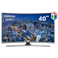 "(Casas Bahia) SmartTV Samsung Tela Curva 40"""