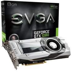 [KaBuM] Placa de Vídeo VGA EVGA GTX 1080 8GB GDDR5X 256Bits PCI-Express 3.0 08G-P4-6180-KR (PRE-VENDA) R$ 4000