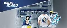 [Netfarma] Compre um Mach3 Turbo e ganhe uma camiseta do seu youtuber favorito R$22